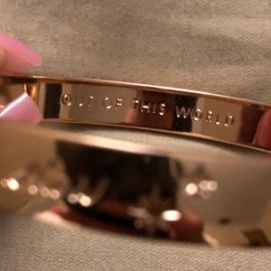 Kate Spade New York Rose Gold Bangle